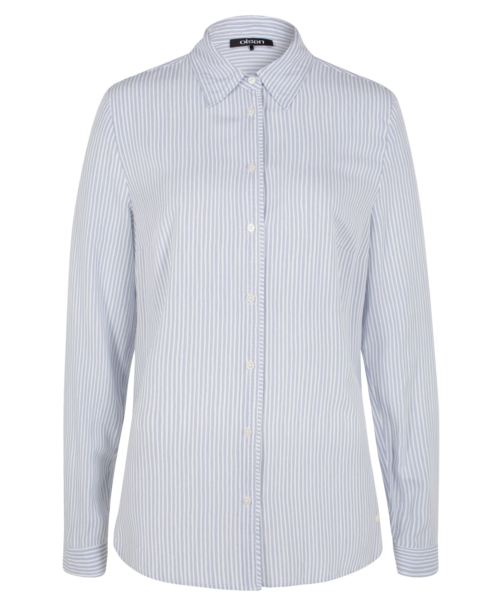 Olsen Stripe shirt, Blue