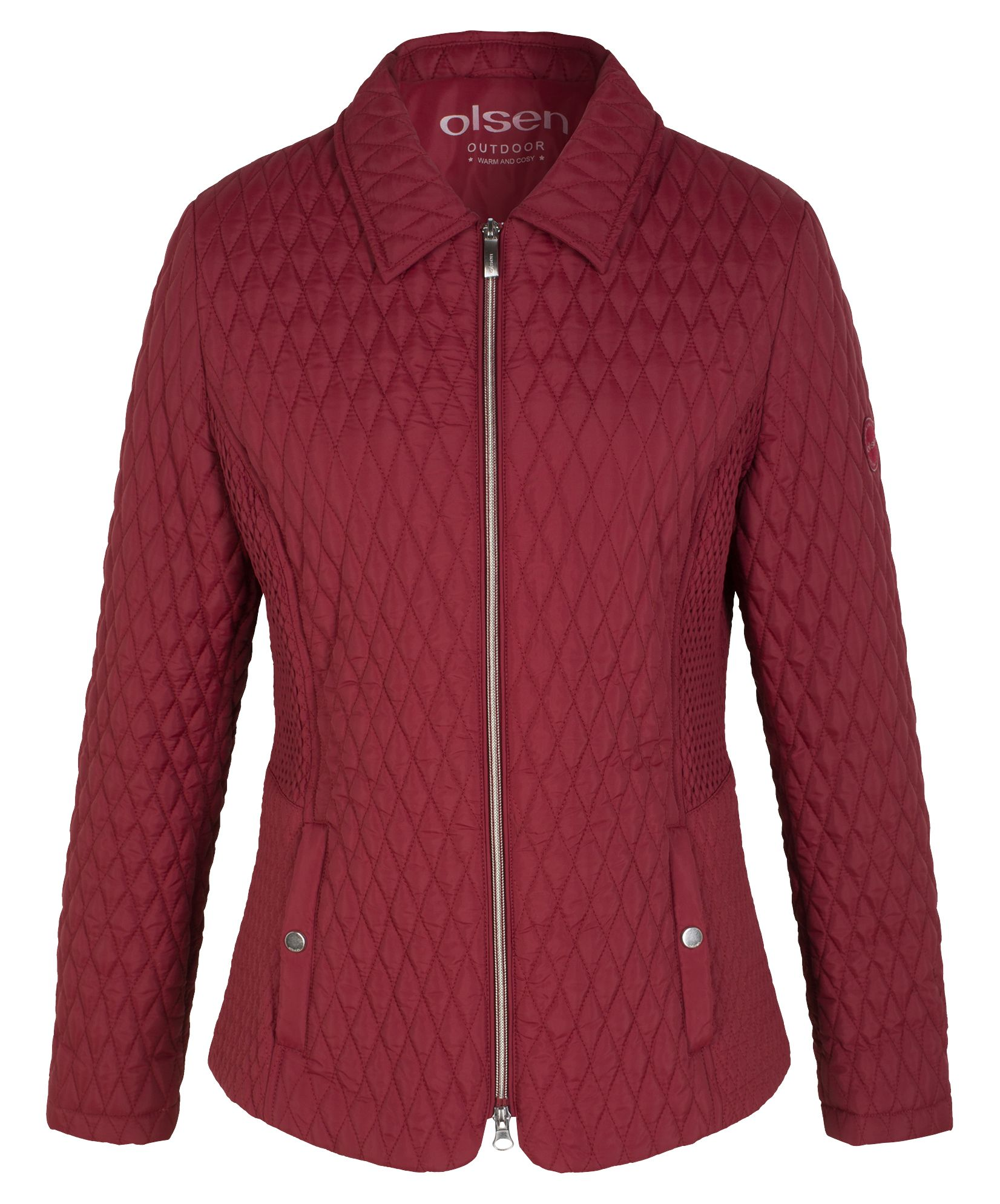 Olsen Jacket Outdoor, Red