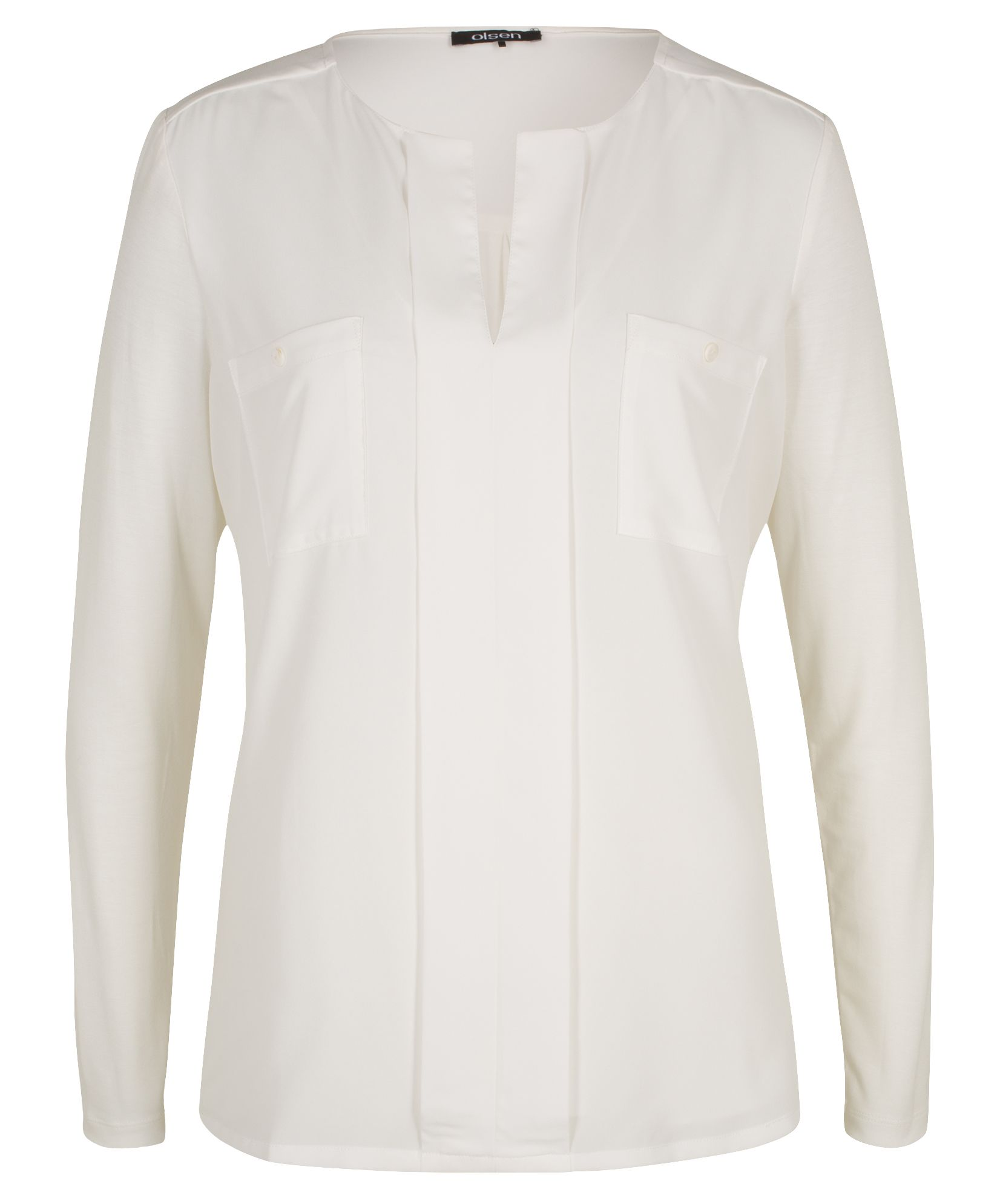 Olsen Airy T-Shirt, Off White