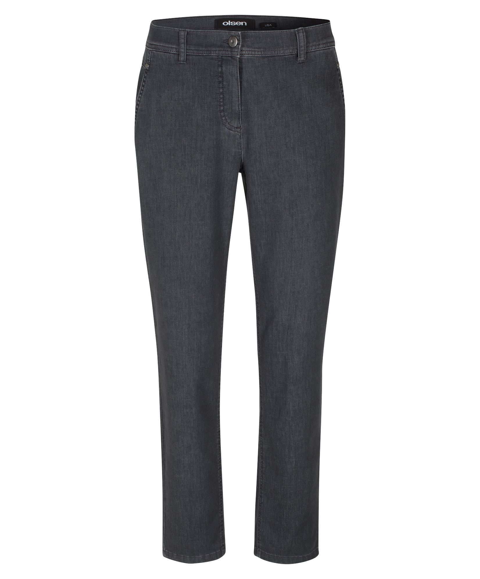 Olsen Trousers Lisa, Grey