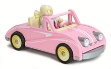 Le Toy Van Chloes Pink Car TV480
