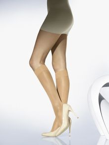 Wolford Satin touch 20 denier knee high socks