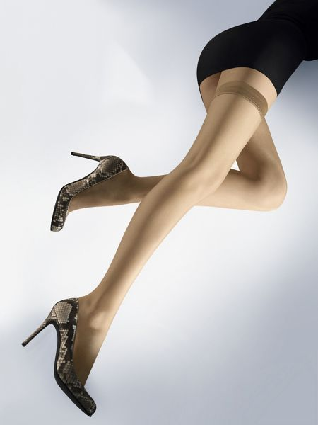 Wolford Naked 8 denier hold ups