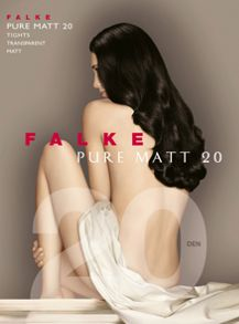 Falke Pure matt 20 denier tights