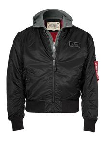 Alpha Industries MA-1 D Tec Bomber Jacket