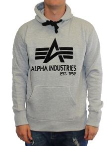 Alpha Industries Big A Classic Hoody