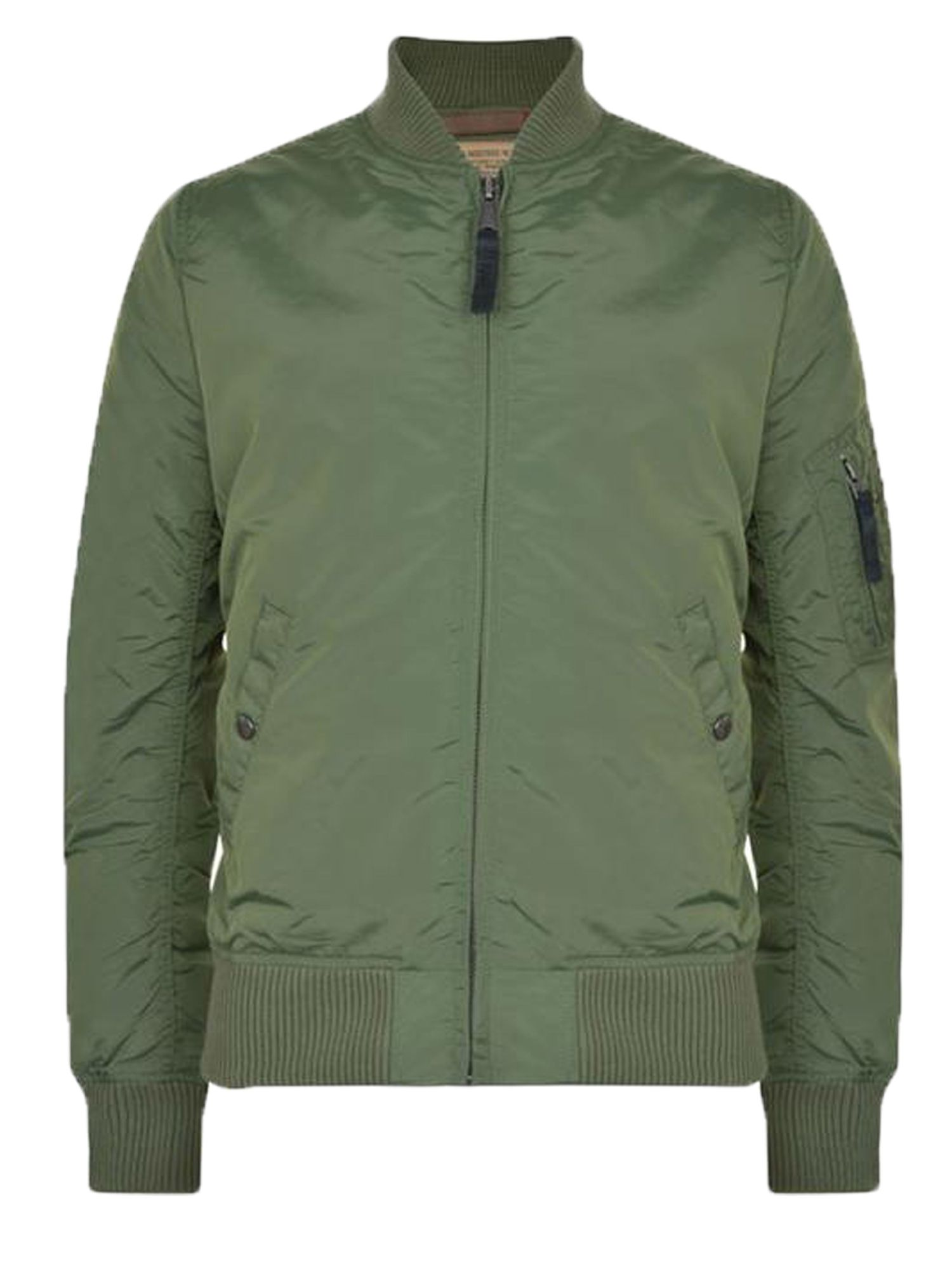 Alpha Industries Men's Alpha Industries MA-1 TT Jacket, Grass
