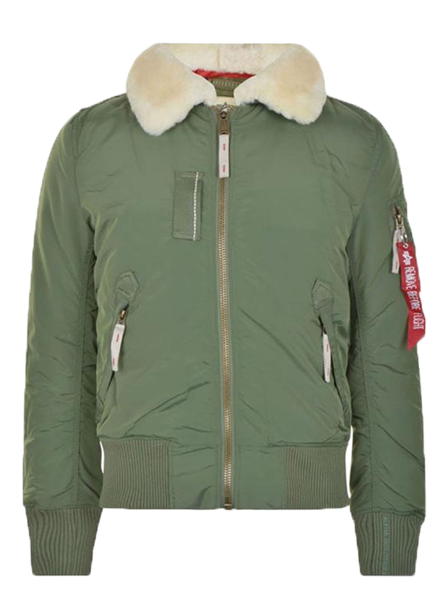 Alpha Industries Men's Alpha Industries Injector III Jacket, Green