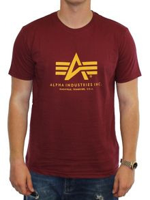Alpha Industries Alpha Logo T