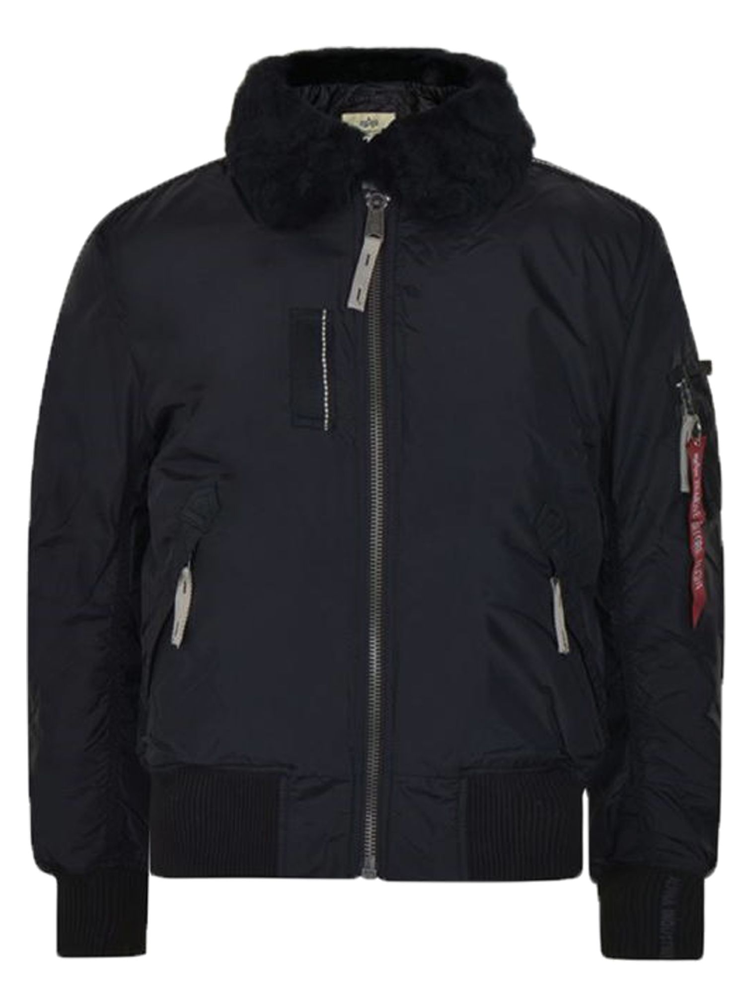 Alpha Industries Men's Alpha Industries Injector III Jacket, Black