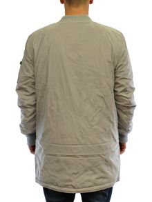 Alpha Industries MA-1 Reflective Extra Length Coat