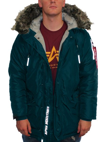 Alpha Industries N3 B R Coat