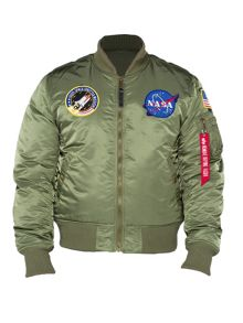 Alpha Industries MA-1 VF Nasa Bomber Jacket