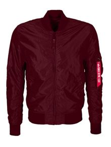 Alpha Industries Ma-1 lw iridium bomber jacket