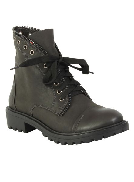 Betsy Military boot