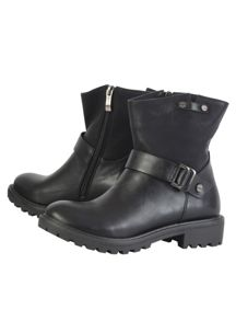 Betsy Dual texture boot