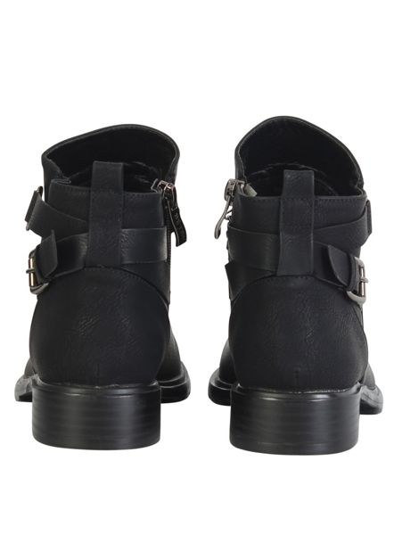 Betsy Toe cap ankle boot
