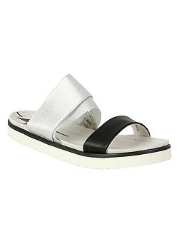 Elasticated Sling Back Sandal