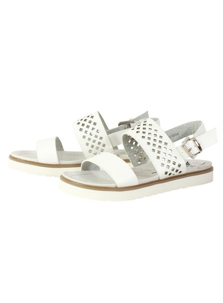 Betsy Lattice Effect Sandal