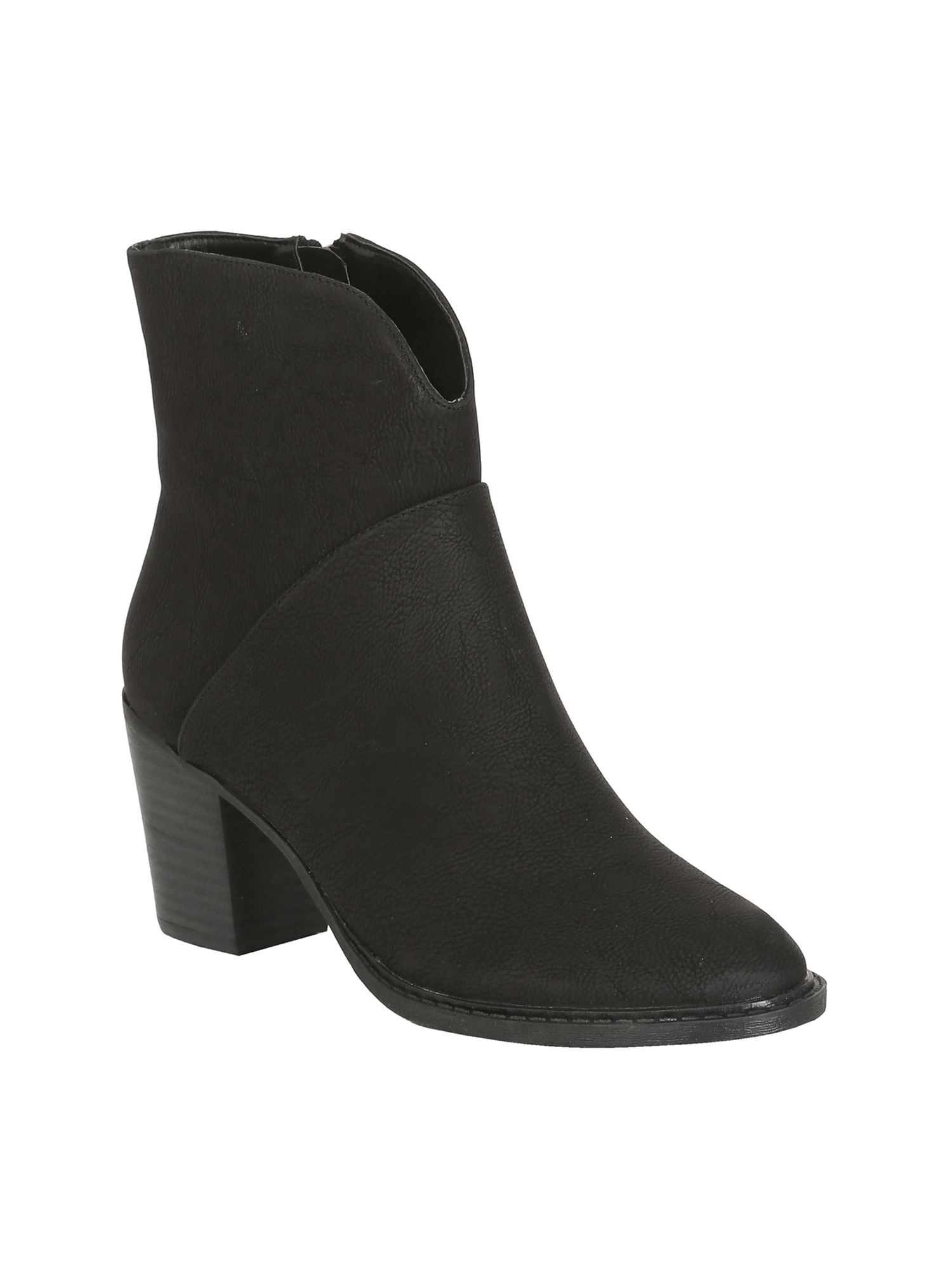 Betsy Betsy Heeled ankle boot, Black