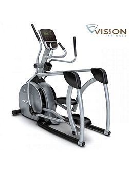S60 Light Commercial Elliptical Trainer