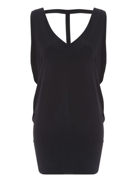 Jane Norman Longline Drape Top