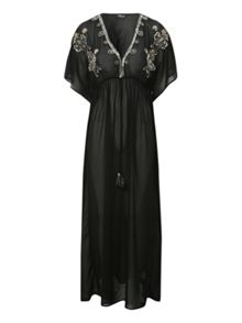Jane Norman Embellished Kaftan