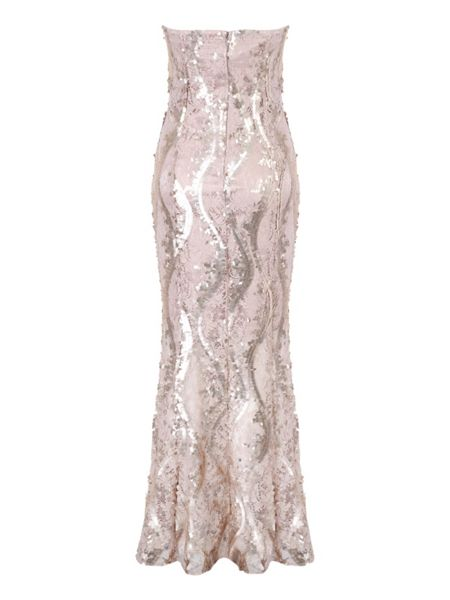 Jane Norman All Over Sequin Maxi Dress