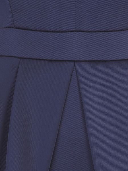 Jane Norman Rope Detail Peplum Dress