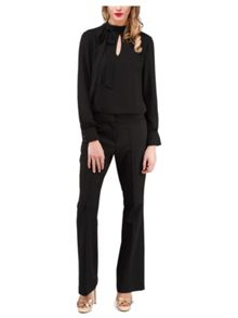 Jane Norman Fitted Flare Trouser