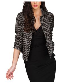 Jane Norman Bonded Lace Jacket
