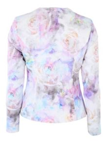 Jane Norman Floral Jacquard Jacket