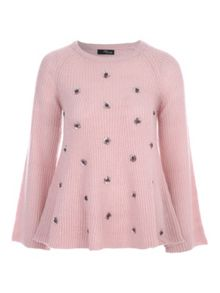 Jane Norman Gem Trapeze Jumper