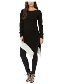Jane Norman Asymmetric Jumper Dress