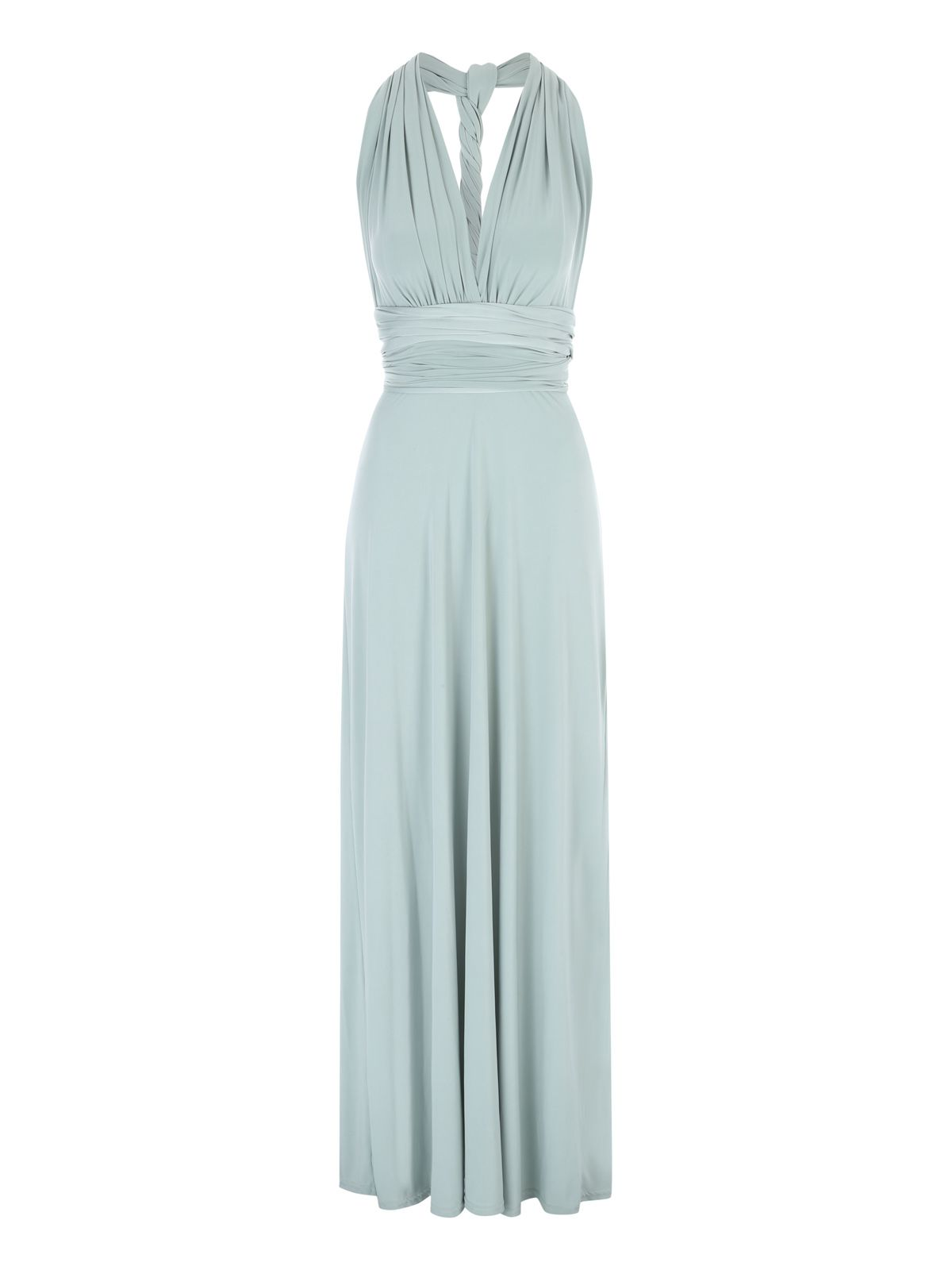 Jane Norman Multiway Maxi Dress, Green