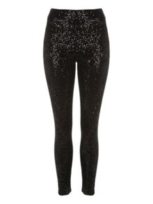 Jane Norman Sequin Leggings