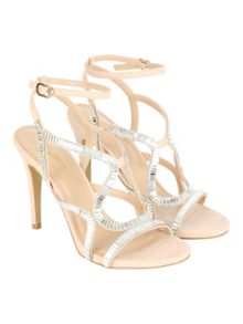 Jane Norman Strappy Heel