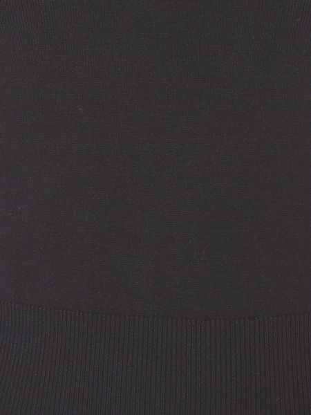 Jane Norman Black 3/4 Sleeve Jumper