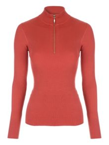 Jane Norman Zip Jumper