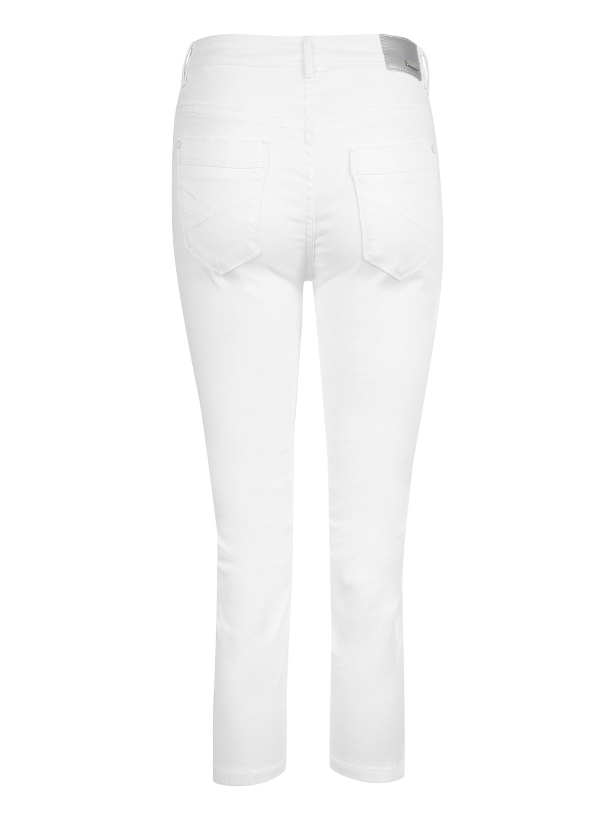 Essential cropped skinny jeans