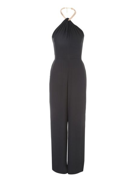 Jane Norman Chain Detail Jumpsuit