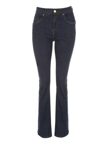 Jane Norman Bum Lift Bootcut Jeans