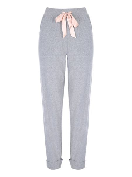 Jane Norman Grey Jersey Pyjama Trousers