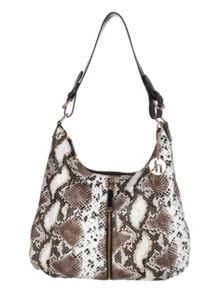 Faux Snake shoulder Bag