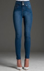 Jane Norman High waist denim jeans