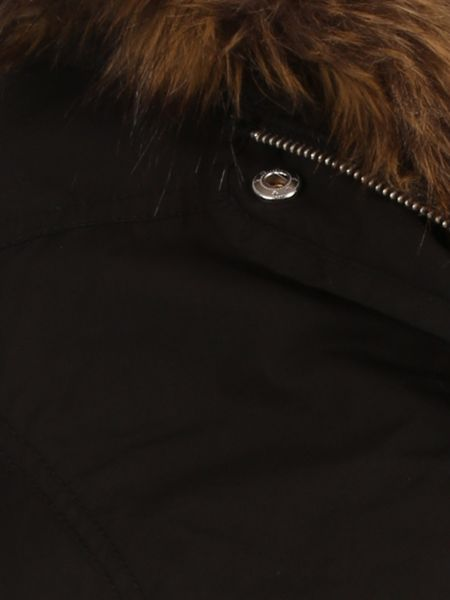 Jane Norman Fur lined Parka Coat