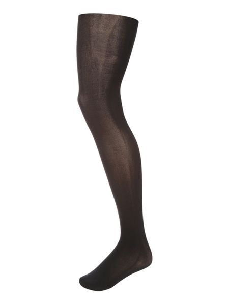 Jane Norman Black Hosiery 80 Den Tights