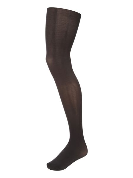 Jane Norman Black Hosiery 120 Den Tights