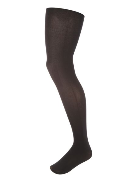 Jane Norman Black Hosiery 200 Den Tights