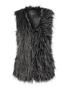 Tipped Fur Gilet